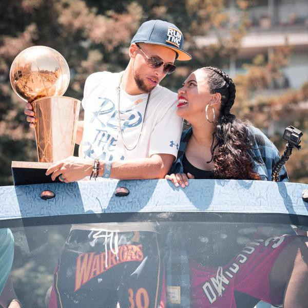 Steph and Ayesha Curry Are Champions of Love