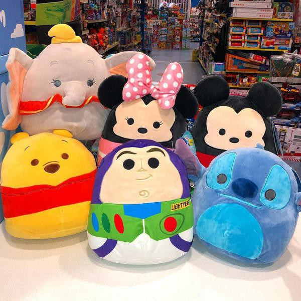 Best Disney Squishmallows to Add to Your Family