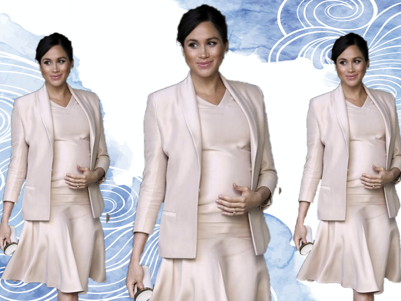 5d7d857f88ed5 How to Steal Meghan Markle's Maternity Look | FamilyMinded