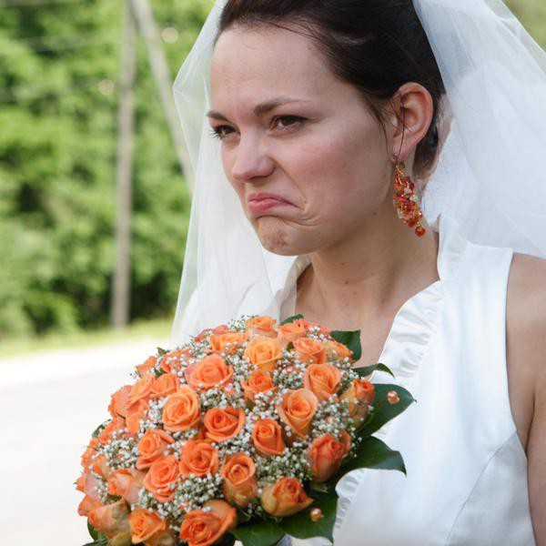 The Most Hilarious Wedding Day Fails