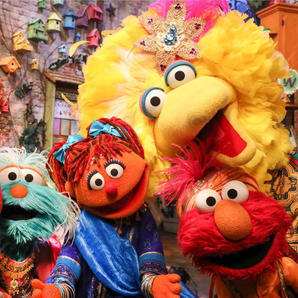 How 'Sesame Street' Changed the World in Its 50-Year Lifetime