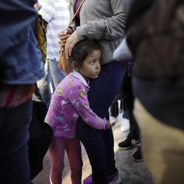 In Photos: Separating Families at the U.S. Border