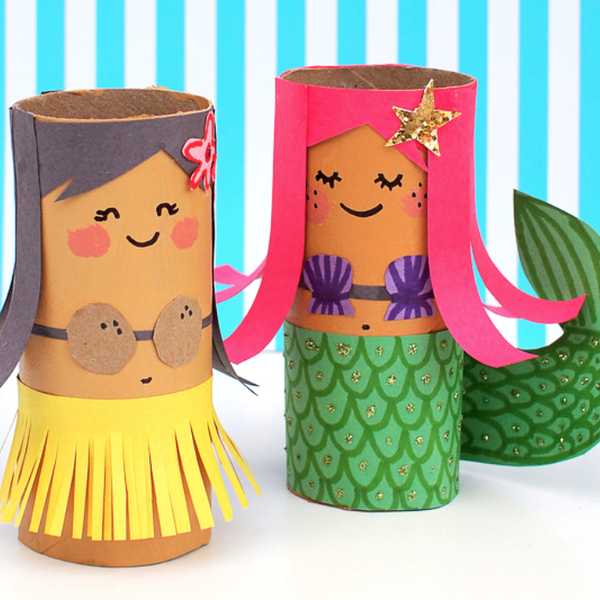 14 Great Craft Ideas for Kids