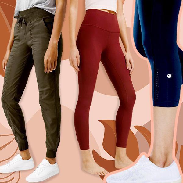 These 11 Best-Selling Lululemon Leggings Are Discounted in Some States