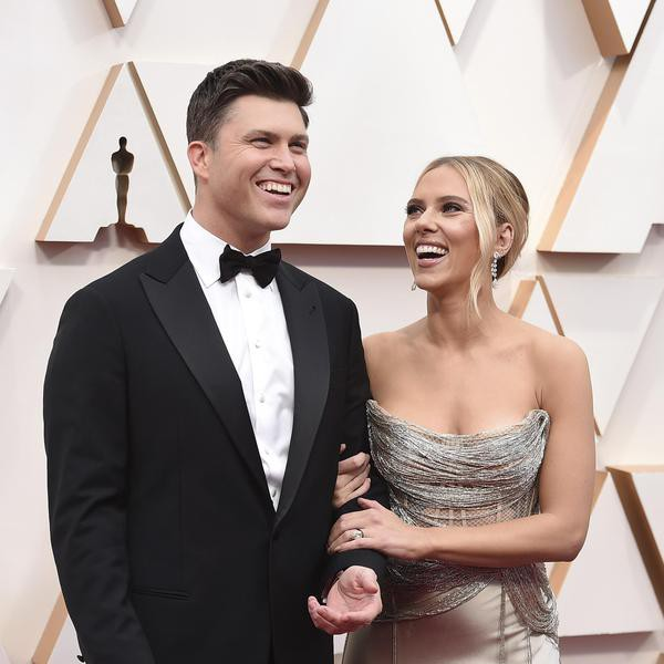 Cutest Couples at the 2020 Oscars