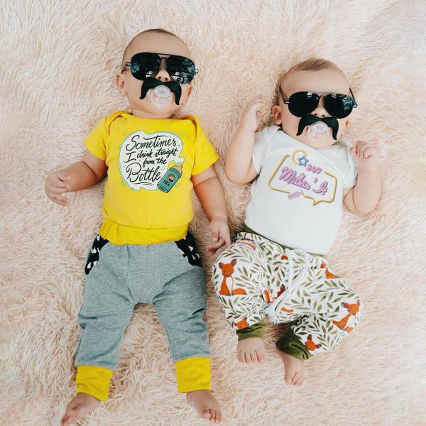 31 Hilarious Onesies for Babies