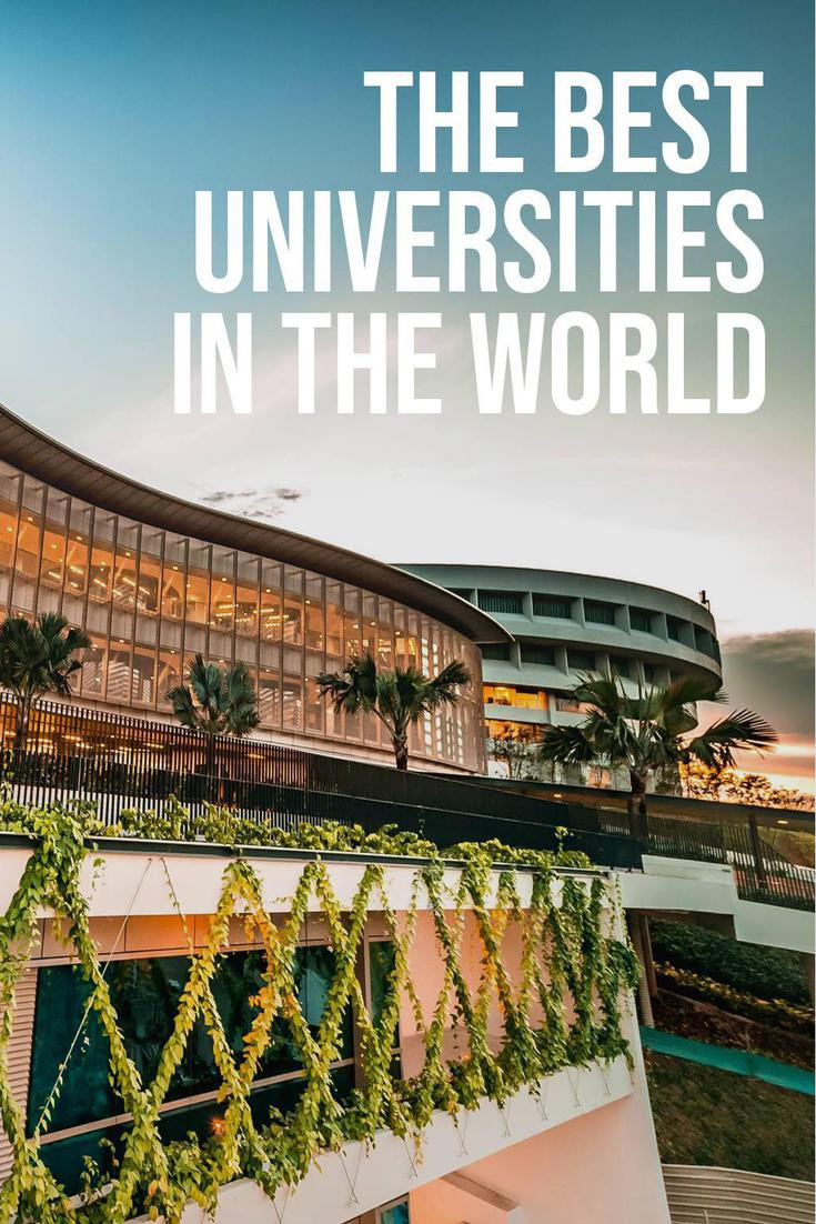 The Best Universities In The World Familyminded
