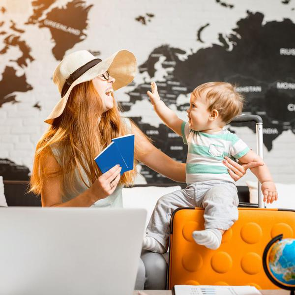 The Best Baby Names Inspired by Travel