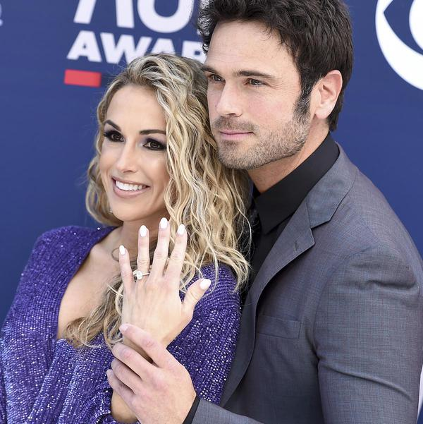 Country Music's Best Couples Entertain at This Year's ACM Awards