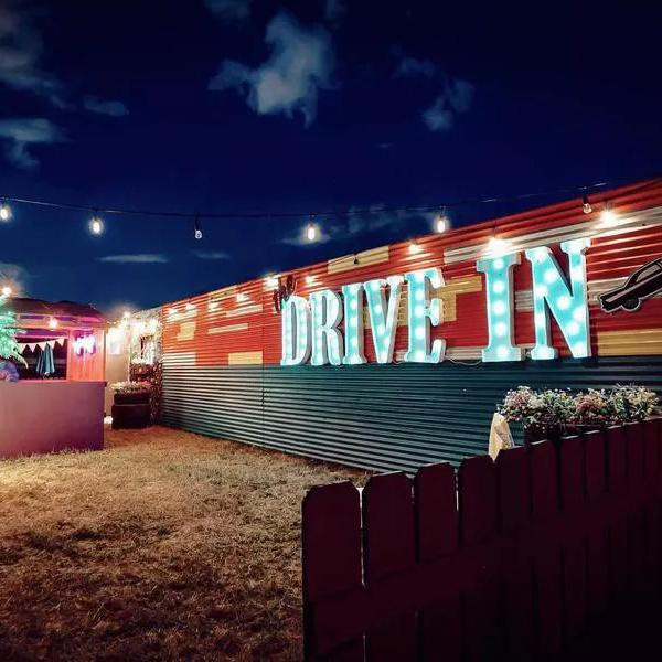 25 Best Drive-In Movie Theaters in the U.S, Ranked