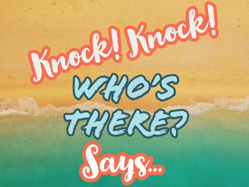 killer knock knock jokes
