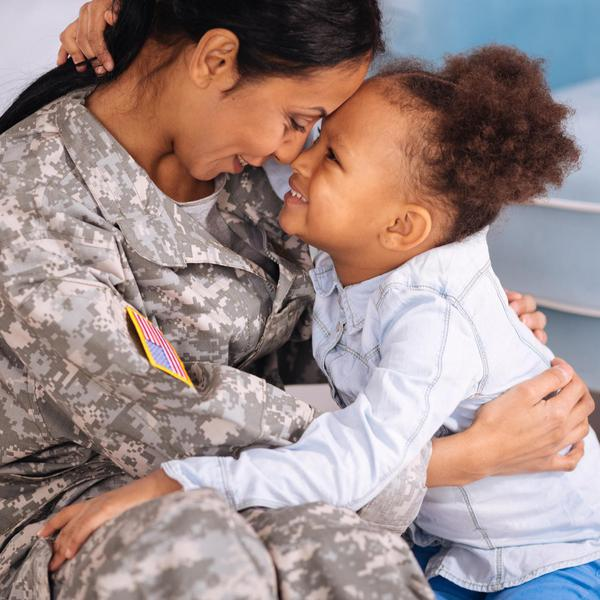 The Service and Sacrifices That Military Families Make