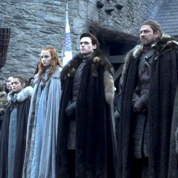How Does Your Family Add Up Against House Stark From 'Game of Thrones'?