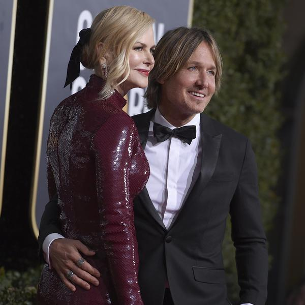 Romantic Red Carpet Couples at the Golden Globes