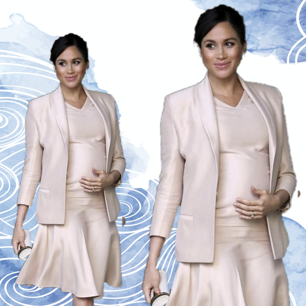 How to Steal Meghan Markle's Maternity Look