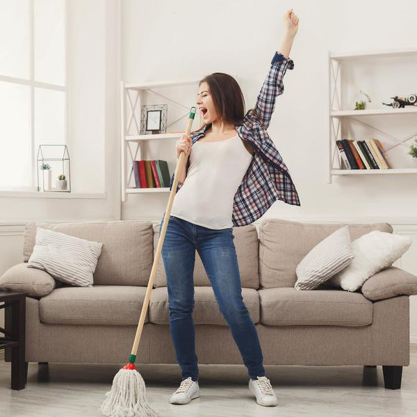20 Cleaning Hacks That Will Make Your Home Spotless