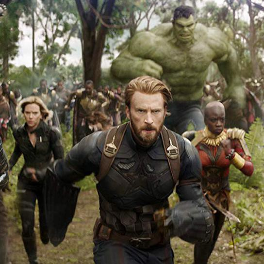 All 23 Marvel Movies, Ranked
