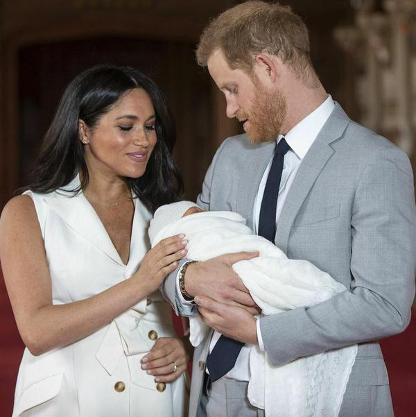 Royal Babies Who Are Now in Line to the British Throne