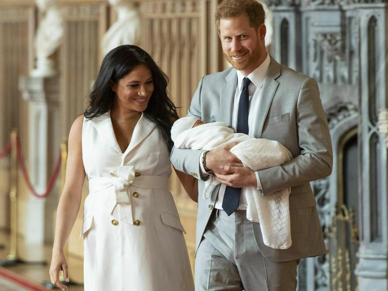 Prince Harry and Meghan hire royal nanny for baby Archie