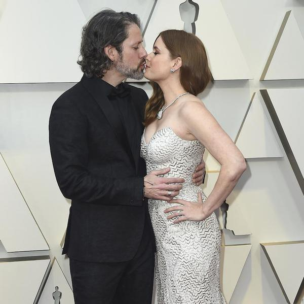 Celeb Couples Who Stole the Spotlight at This Year's Oscars