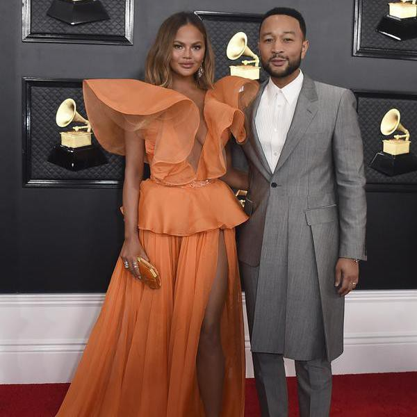 Celebrity Couples Who Dressed to Impress at the Grammys