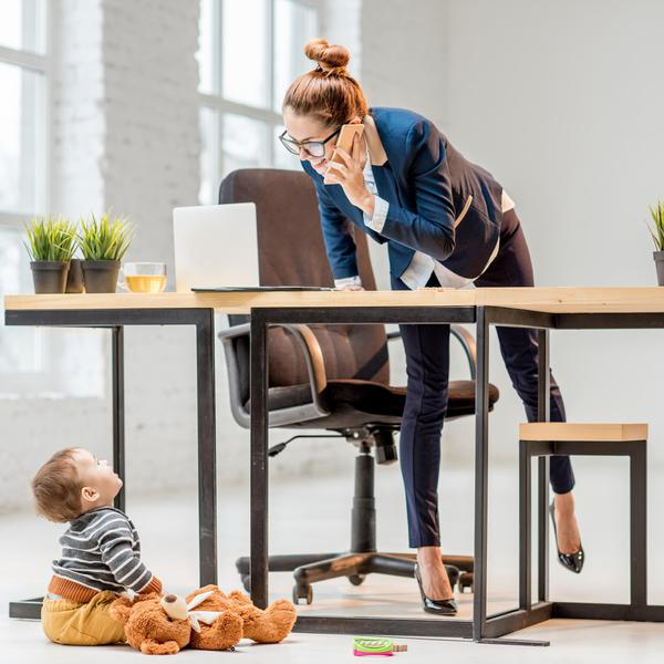 The Worst Things You Could Say to a Working Mom