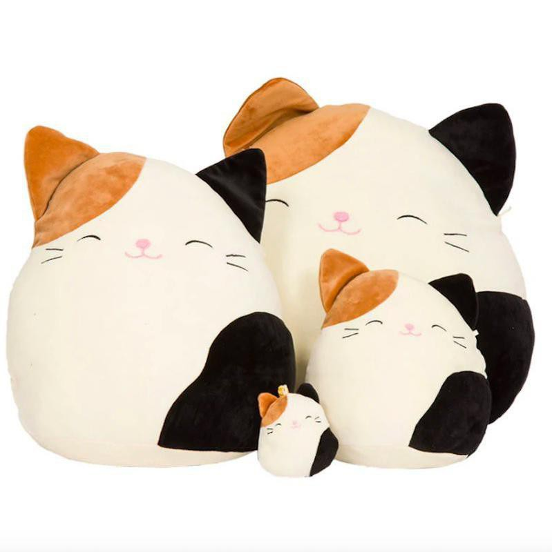 Cutest Squishmallow Cats You Can Find Today