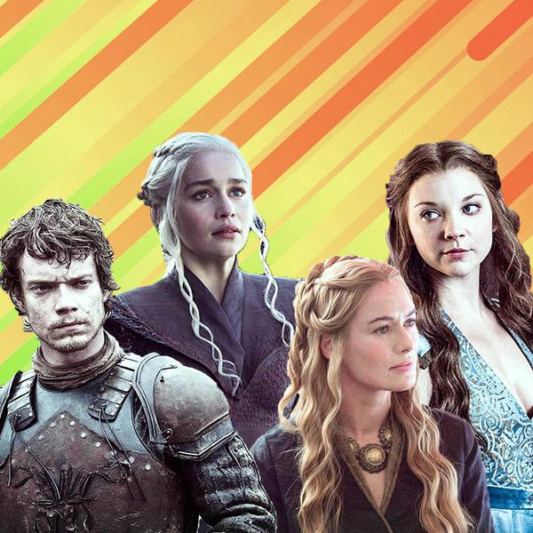 16 Fan-Favorite Baby Names From 'Game of Thrones'